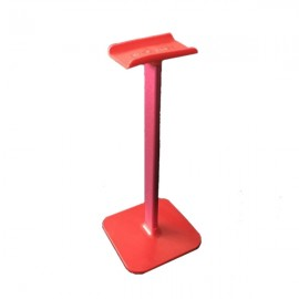 Display Stand Hanger Holder Base for Universal Headphone Headset Red