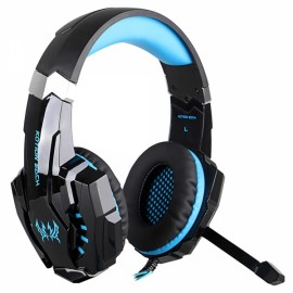 KOTION EACH G9000 3.5mm Stereo Gaming Headphone for PC Black & Blue