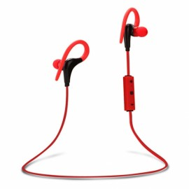 SM-B1 Sports Wireless Hands-free In-ear Bluetooth 4.0 Earphone Headphone Headset Red