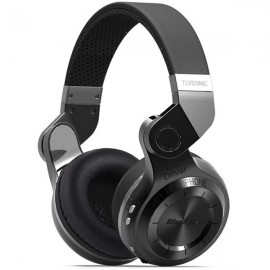Bluedio T2 Foldable Style Bluetooth V4.1 +EDR Headset Wireless Headset - Black