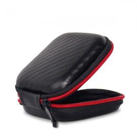 KZ Mini Retro Headset Cable Housing Storage Bag Box for Headphone
