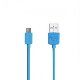 REMAX Micro USB Charging Data Sync Cable (1M) Blue