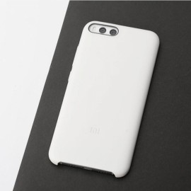 Xiaomi Mi 6 Phone Case Flexible Silicone Soft Mobile Cover Protector White