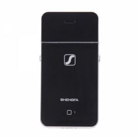 SF2055 Cellphone-shaped Electric Shaver Razor Black