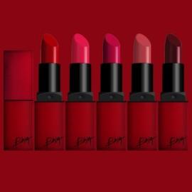 Bbia Moisturizing Long-lasting Velvet Charming Lipstick #3 Rose Red