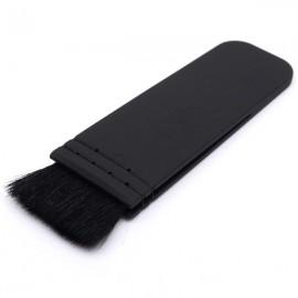 Contour Cosmetic Blusher Foundation Flat Brush Makeup Tool Black