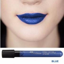Vampire Style Long Lasting Matte Velvet Lipstick Waterproof Lip Gloss 7# Blue