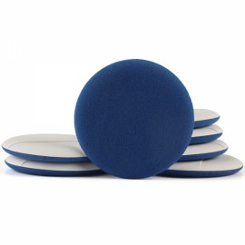 7pcs Air Cushion BB Cream Makeup Puff Foundation Applicator Sponge Puff Comestic Tools Blue