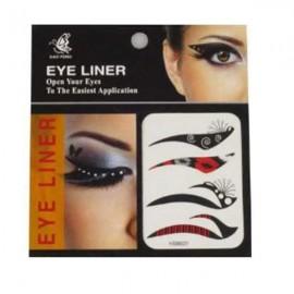 4-in-1 Sexy Fashionable Tattoo Eyelid Transfer Eyeliner Sticker HSB 027