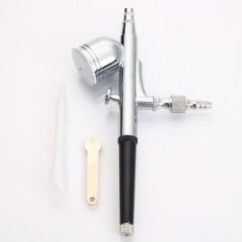 HD-130 0.5mm 7CC Dual Action Gravity Feed Airbrush Spray Gun Cake Chromatically Tattoo Tool