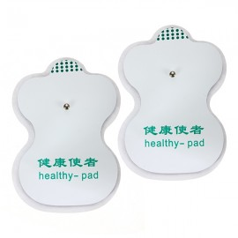 2pcs Health Care Adhesive Electrode Pads for Acupuncture Digital Therapy