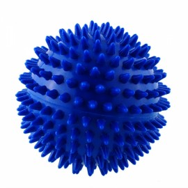 2pcs 7cm Cute Hedgehog Sensory Training Soft Hand Soles Physiotherapy Massage Balls Random Color