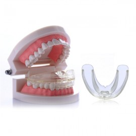 High-tech Hard Dental Appliance Orthodontic Braces Teeth Orthodontic Retainer Tooth Care Device Transparent