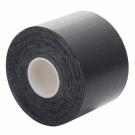 Health Caring High Elasticity Breathable Adhesive Athletic Tape Black