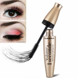 3D Waterproof Eyelash Extension Dense Fiber Mascara Black