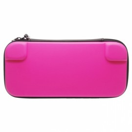 EVA Waterproof Hard Shield Nintendo Switch Carrying Case - Pink
