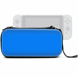 EVA Waterproof Hard Shield Nintendo Switch Carrying Case - Blue