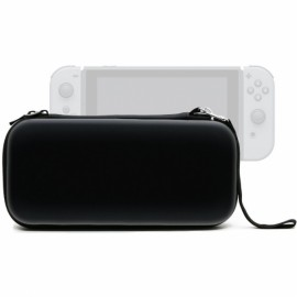 EVA Waterproof Hard Shield Nintendo Switch Carrying Case - Black