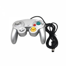 Wired Controller for Nintendo GameCube Silver