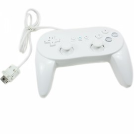 Classic Controller for Wii / Wii U White