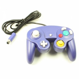 Wired Controller for Nintendo GameCube Indigo