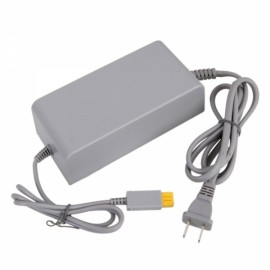 US Plug AC Adapter for Wii U Console