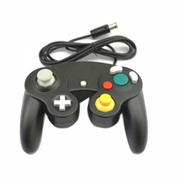 Wired Controller for Nintendo Gamecube Black