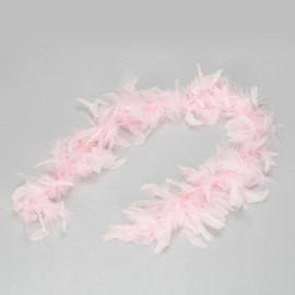 Pink Feather Boas Child's Princess Dress Up