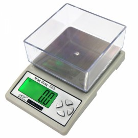 "MH-663 2000g/0.1g 2.2"" High Precision Kitchen Scale / Medicine Scale"