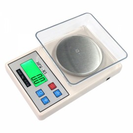 "K1 3kg/0.1g 2.2"" LCD Display Precision Electronic Jewelry Scale"