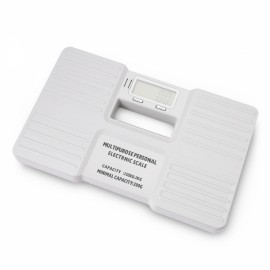 AW-815 150kg / 0.1kg Portable Electronic Weight Scale / Electronic Scale White