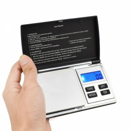 500g/0.1g Portable Precision ElectronicJewelry Scale Digital Scale