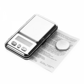 Super Mini 200g/0.01g Pocket Scale/Portable Jewelry Scale