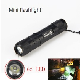 UniqueFire S10 G2 Long-Range LED Outdoor Flashlight White Light