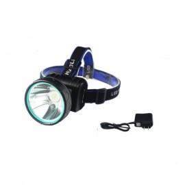 ShineFire TD8 10W 2 Modes LED Headlight Rechargeable Long Shots White Light
