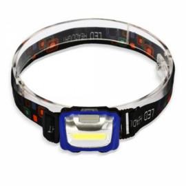 UltraFire COB 3 Modes IP44 Waterproof LED Headlight Blue