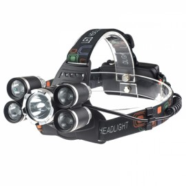 700LM T6 LED Headlight Rechargeable Waterproof Powerful Searchlight