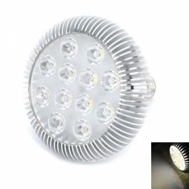 E27 12W 1140lm 6000K White Light 12-LED Spot Light Bulb (AC 89-265V)