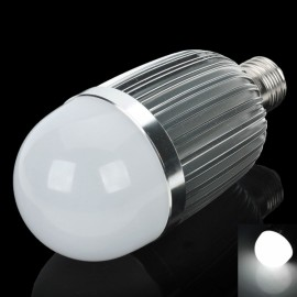 DC7076-12 E27 12W 1140LM 6000-7000K White 12-LED Light Bulb (AC 85~265V)