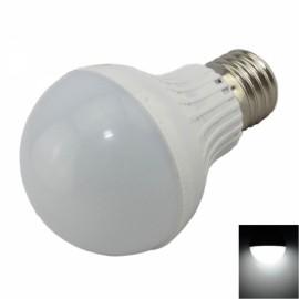 E27 5W 450LM 6500K 18-SMD 2835 LED White Light Bulb White (85-265V)