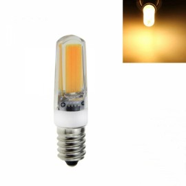 Ultrafire E14 3W 2-LED 200lm 3500K Warm White LED Light Bulb (AC 220V)