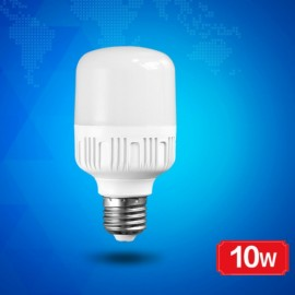 10W E27 220V Ultra Warm White Light Bulb Constant Current Flat Head