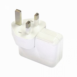 Dual USB AC110-240V 3.1A Charger One Point Two UK Plug