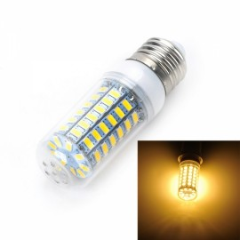 E27 12W 920LM 3500K 69-SMD 5730 LED Corn Lamp Bulb AC 110V Warm White Light