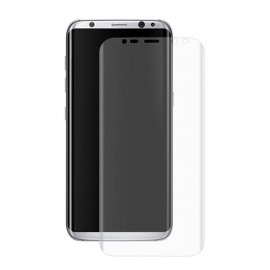 0.1mm Ultra-thin PET Screen Protector for Samsung Galaxy S8 3D Heat be