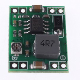 Mini DC Adjustable Power Supply Buck Module Step Down Module