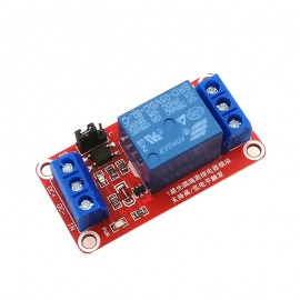 12V 1 Channel Relay ModuleH/L Level Triger with Optocoupler for Arduin