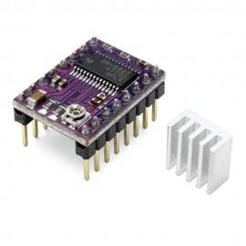 3D Printer Stepstick DRV8825 Stepper Motor Driver Reprap 4 Layer PCB