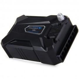 CoolCold Ice Magic 3 Convulsions Type Notebook Cooler Fan for 14 / 15.
