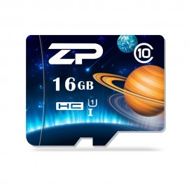 ZP Planet Micro SDXC Card Data Storage Gadget